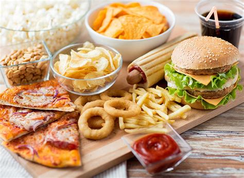 cuisine fast food effects of fast food on the health