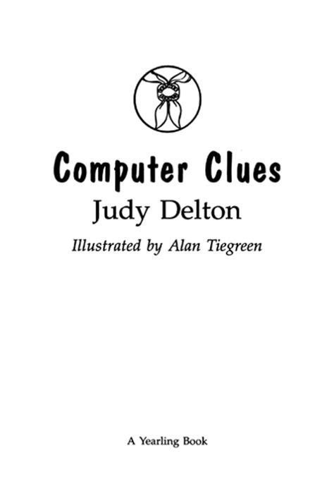 Книга: Computer Clues