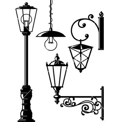 street light drawing    clipartmag