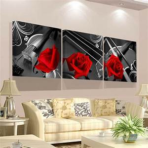 Popular kitchen pictures buy cheap kitchen pictures lots for Best brand of paint for kitchen cabinets with set of 4 canvas wall art