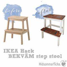 Ikea Bekväm Hack : 1000 images about ikea bekvam stool hacks on pinterest ikea bekvam step stools and ikea stool ~ Eleganceandgraceweddings.com Haus und Dekorationen