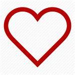 Heart Icon Health Icons Field Empty Healthcare