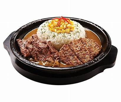 Rice Clipart Meat Beef Lunch Pepper Curry