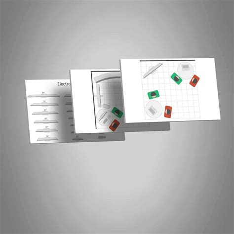 tradeshow booth layout template create booth mockups