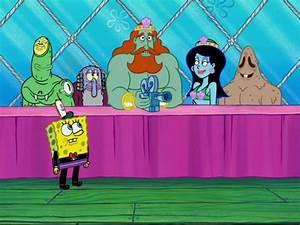 SpongeBuddy Mania SpongeBob Episode The Clash Of Triton