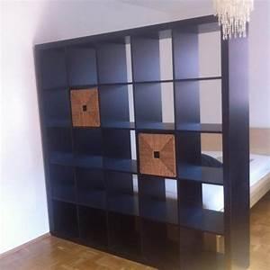 Ikea Möbel Regale : expedit ikea regal 1 85x1 85 dunkelbraun in freising ~ Michelbontemps.com Haus und Dekorationen