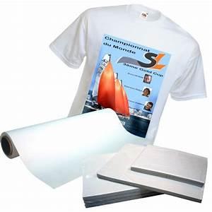 Papier Transfert Tee Shirt : papiers transfert laser jet d 39 encre sublimation ~ Melissatoandfro.com Idées de Décoration
