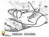 Space Shuttle Coloring Yescoloring Dream Chaser Bossy Bold Nasa Spectacular sketch template