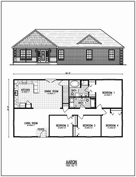 house plan ranch style house plans unique open floor small home