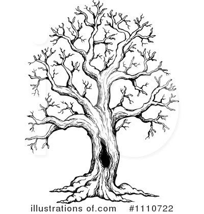 tree trunk clipart black and white bare tree trunk clipart 2098095