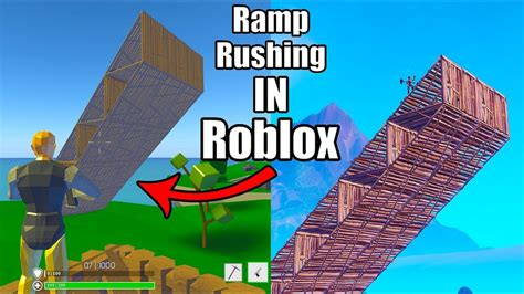 ramp rushing  roblox fortnite strucid battle