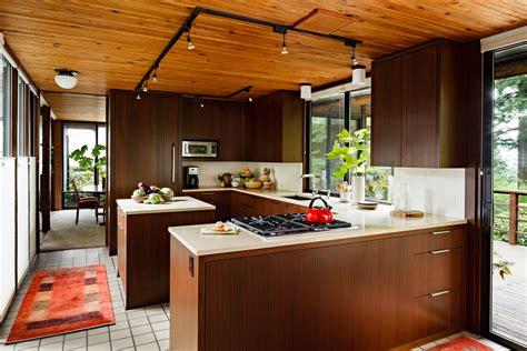 mid century modern kitchen remodel ideas mid century kitchen portland or mosaik design