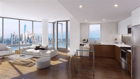 jersey citys newest luxury rental ellipse launches