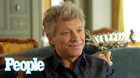Jon Bon Jovi Shielding His From Fame People Now