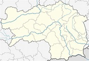 Austria Styria Location Map • Mapsof.net