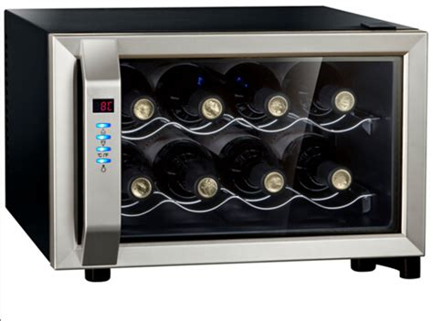 bottles thermoelectric cooling system wine cooler wine cooler