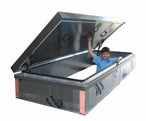 Single door roof hatches | Access Panel Company | ESI ...