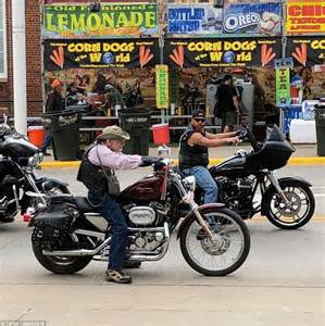 Annual Sturgis biker rally brings out Trump supporters ...