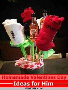 45 Homemade Valentines Day Ideas for Him - Latest Fashion ...