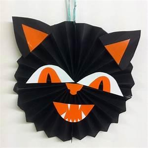 Halloween Deko Bastelideen Mit Fledermusen Katzen