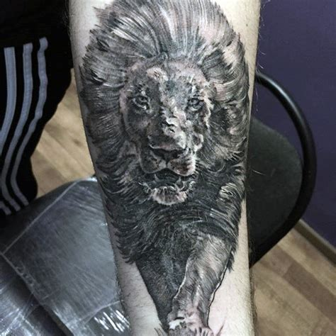 lion tattoos  men  jungle  big cat designs