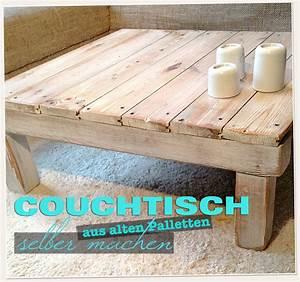 Paletten Tisch Bauen : couchtisch aus alten speicherstadt paletten lybstes ~ Watch28wear.com Haus und Dekorationen