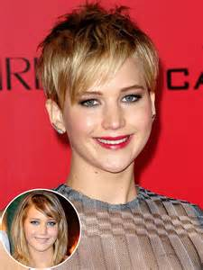 Pixie Cut Jennifer Lawrence Back | Wedding Hairstyles For ...