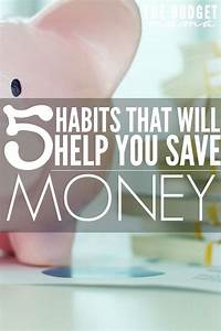5 Habits That Will Help You Save Money - Jessi Fearon