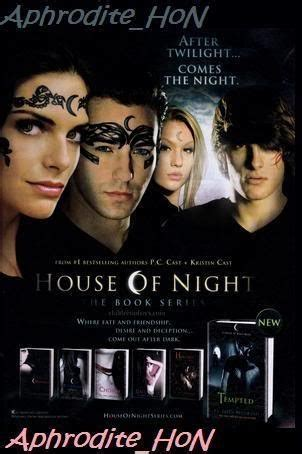 Book Lovers Delight House Of Night Movie