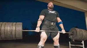 What the World's Strongest Man Eats in a Day | Muscle ...