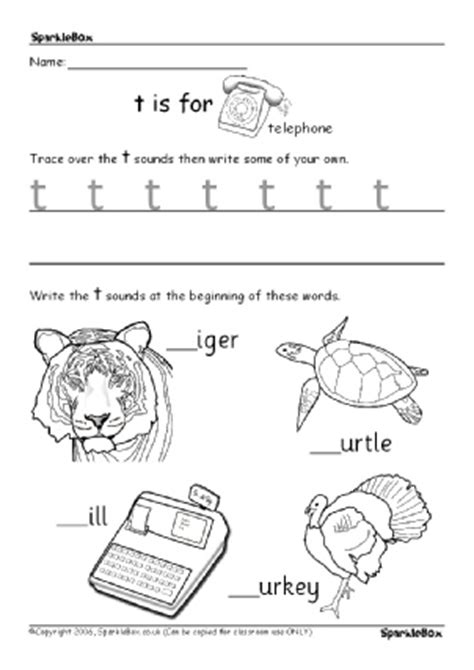 letter t worksheets sparklebox letter formation worksheets for early years sparklebox