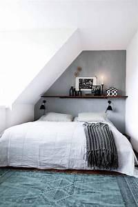 Meuble Pour Comble : amenager une chambre sous combles meilleures images d ~ Edinachiropracticcenter.com Idées de Décoration