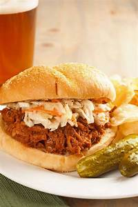 Oven-Roasted Pulled Pork Sandwiches Recipe ...