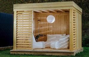 Pavillon Für Garten : garden cube 4 x 3 m breite x tiefe aus fichtenholz ~ Michelbontemps.com Haus und Dekorationen