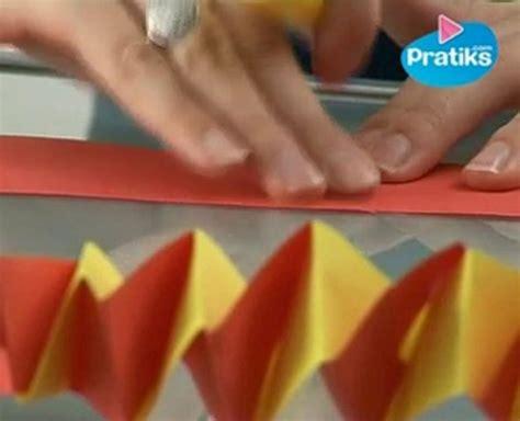 comment faire une guirlande en papier pratiks