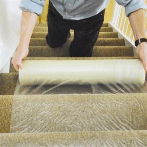 clear sleeve floor protectors uk carpet floor protection self adhesive protector clear roll