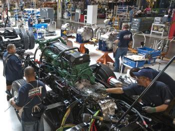 volvo trucks manufacturing plant  virginia department
