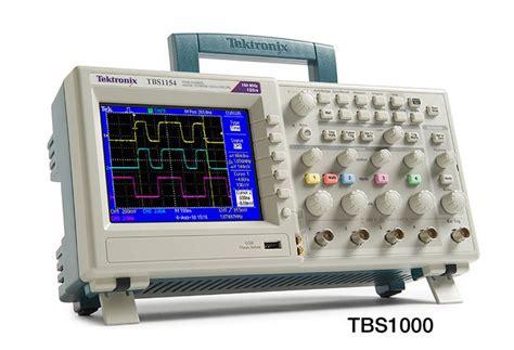 TBS1000 디지털 스토리지 오실로스코프 | Tektronix