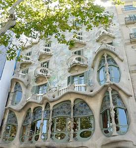 Panoramio - Photo of Casa Batlló, Facade