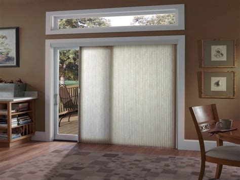 vertical blinds for patio doors fabric window treatments for sliding glass doors the