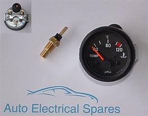 Classic Car 24v Water Temperature Gauge And Sender