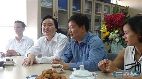 Kỳ thi năm 2021 sẽ giữ ổn định như năm 2020. Bộ trưởng Phùng Xuân Nhạ thăm và chúc mừng Báo điện tử ...