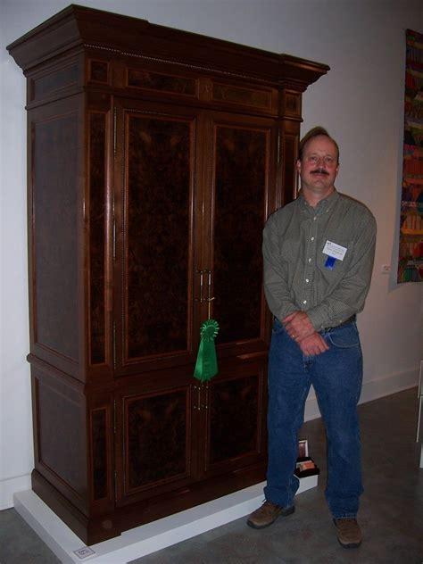 handmade large humidor  cibolo valley furniture