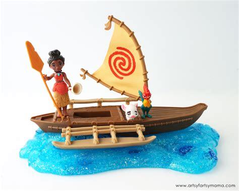 Moana Clipart Boat by 3 Ingredient Disney Moana Ocean Slime Artsy Fartsy Mama