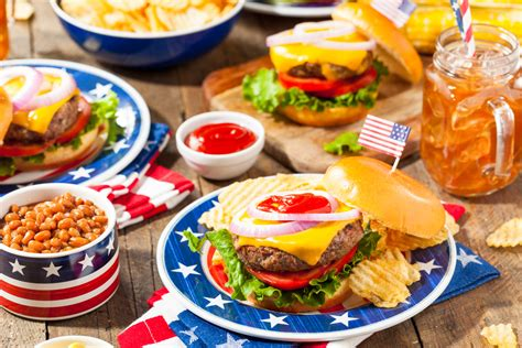 fourth of july cookout fourth of july recipes party ideas for your independence day cookout