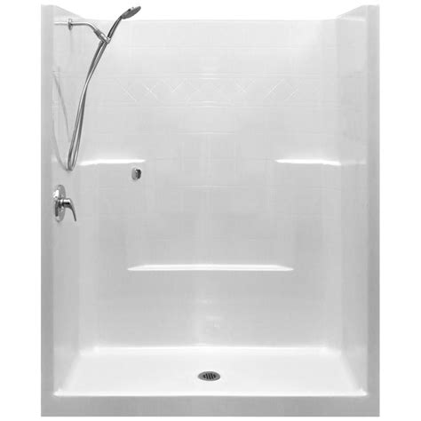 Where To Buy Shower Stalls by Ella Standard Sa 33 In X 60 In X 77 In 1 Low