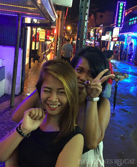 top 5 best girly bars in angeles city philippines redcat