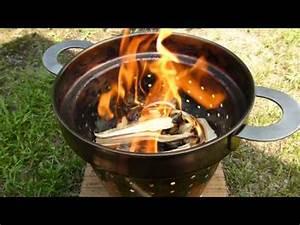 Lotusgrill Selber Bauen : kombinierbare grill feuerschale bulyfire by funnycat tv ~ Markanthonyermac.com Haus und Dekorationen