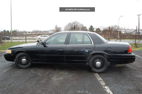 2006 Ford Crown Victoria Police Interceptor 2006 Ford