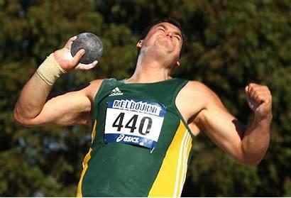 Athletics Records Australian Paralympic Championships Fall Record